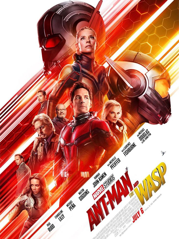 Ant-Man ve Wasp 3D ATMOS