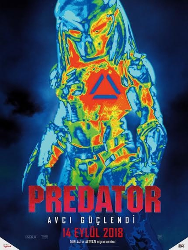 The Predator 3D